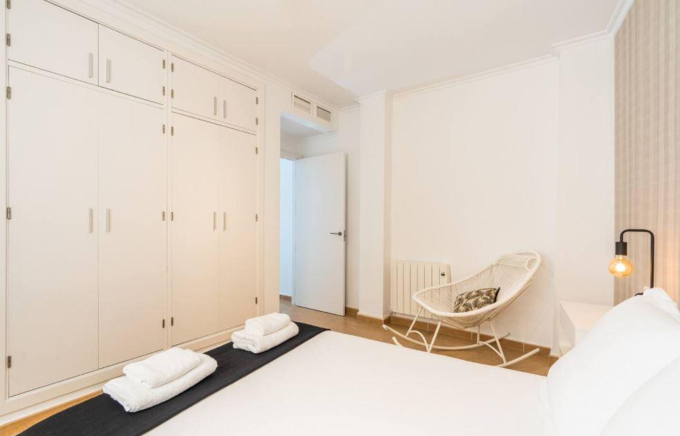 Dormitorio armario Loft
